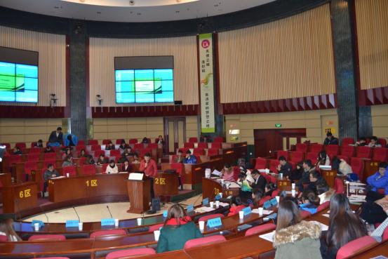 5长风就业季 北京财贸职业学院宣讲招聘会成功举办图片